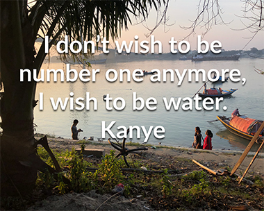 link to Kanye water quote in India PDF